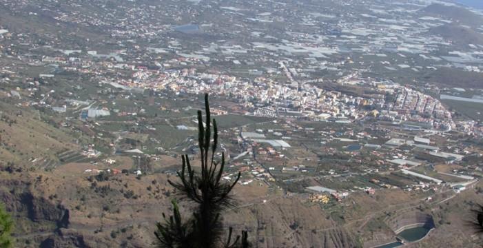 Política Territorial actualiza el Sistema de Información de Parcelas Agrícolas de La Palma
