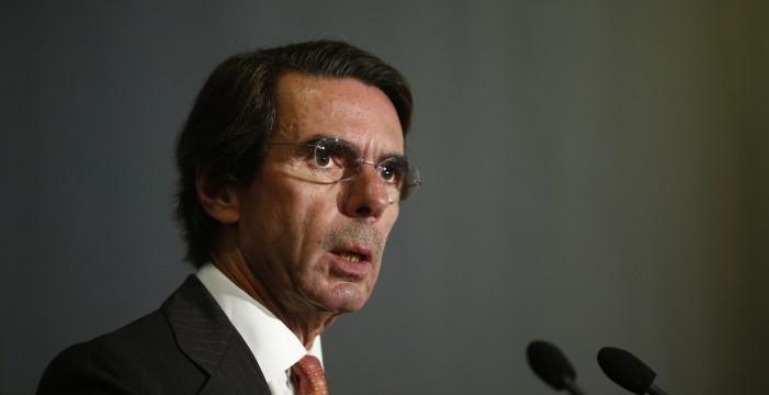 EN VIVO | Siga en directo la comparecencia de Aznar en el Congreso