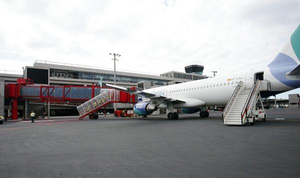 Habrá rutas aéreas en invierno con Berlín, Düsseldorf y Frankfurt