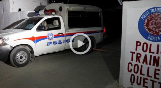 Un ataque contra una academia policial deja más de 60 muertos en Pakistán
