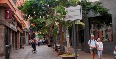 Las calles Viera y Clavijo y Pérez Galdós acogerán su primera Feria de las Flores