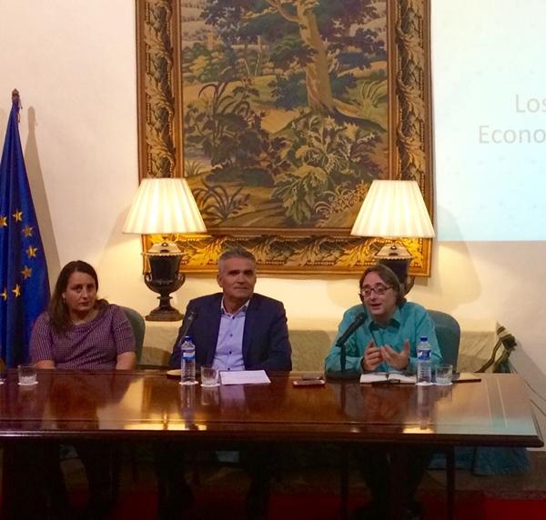 Presentación del Estudio de Investigación, realizado en el marco de un convenio de la Cátedra de Turismo y la Asociación para el Desarrollo Turístico de La Palma. | DA