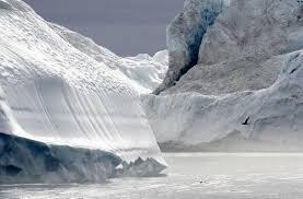 Groenlandia se funde hace miles de años por tres puntos débiles