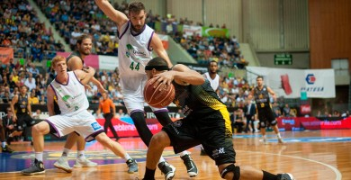 Primera derrota liguera del Iberostar Tenerife