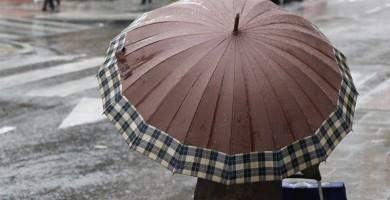 El viernes se prevén chubascos y rachas de viento fuertes en La Palma
