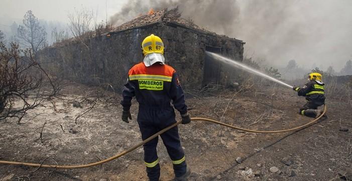 CC.OO. advierte de que el Cabildo pretende crear un cuerpo de bomberos privado