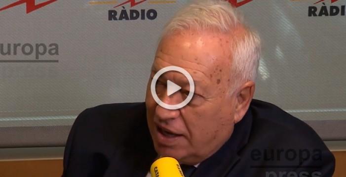 """Margallo no tiene """"la menor duda"""" de que habrá Gobierno antes de que finalice octubre"""