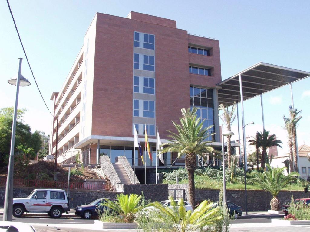 Gerencia Municipal de Urbanismo de Santa Cruz. / FOTO: Sergio Méndez