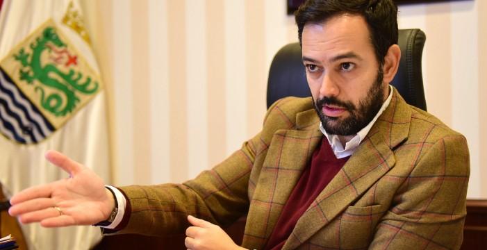 """Lope Afonso dice que """"nunca hay que tenerle miedo a una moción de censura"""""""