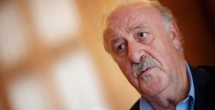 """Del Bosque: """"El Real Madrid como club es intocable, pero las personas no lo son"""""""