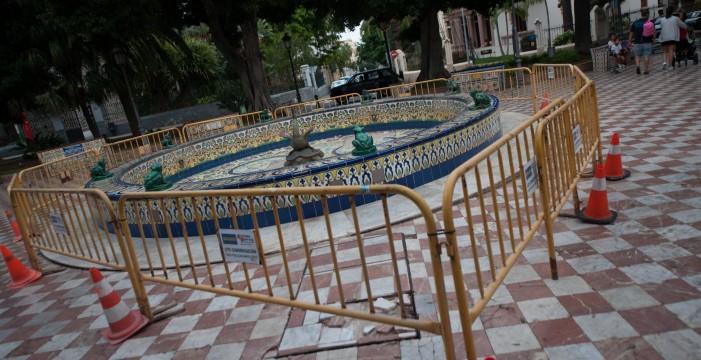 Aprueban sacar a licitación la rehabilitación de la plaza de Los Patos por 500.000 euros