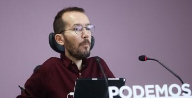 Pablo Echenique / EUROPA PRESS