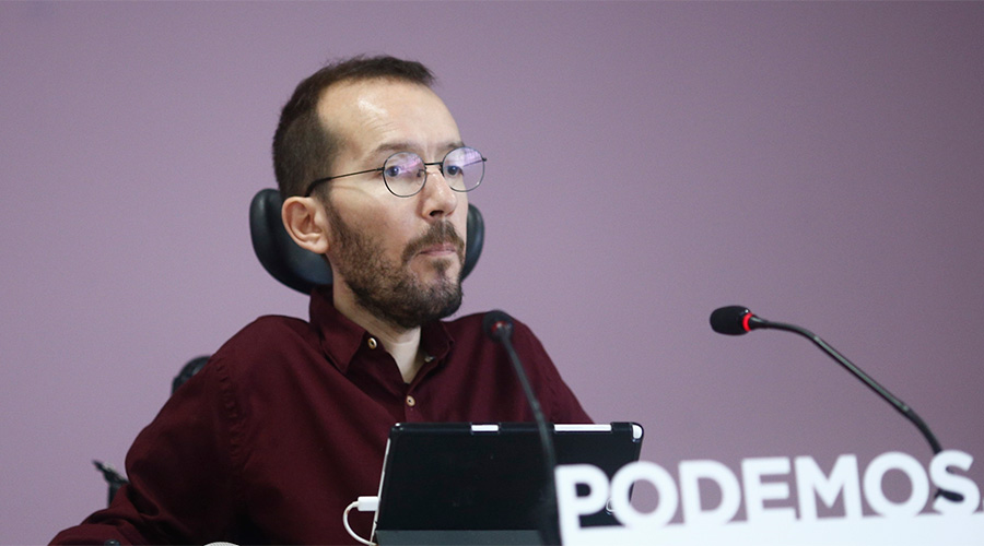 Pablo Echenique / EUROPA PRESS