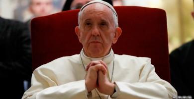 """El Papa pide perdón por los abusos de sacerdotes pederastas, """"una monstruosidad absoluta"""""""