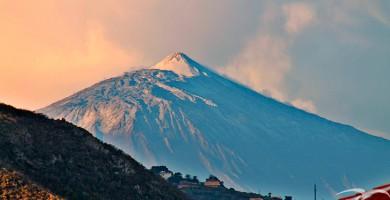 El Teide, la casa de un ser 'de otro planeta'