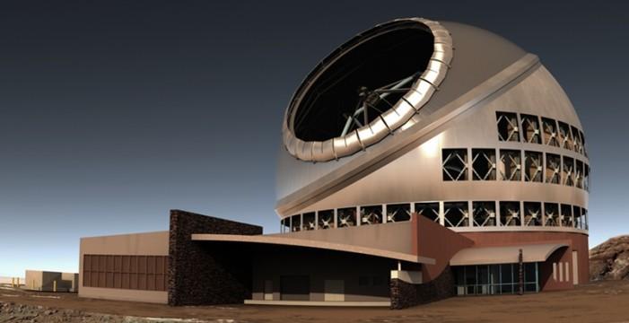La Palma podría albergar de forma alternativa el telescopio TMT