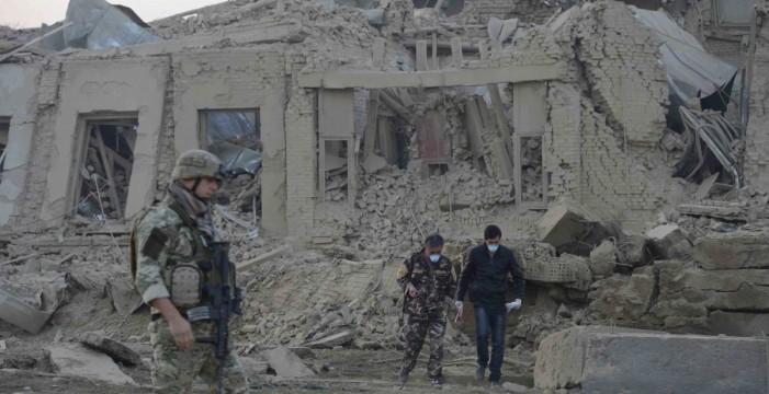 Mueren dos policías por la explosión de un coche bomba en Helmand