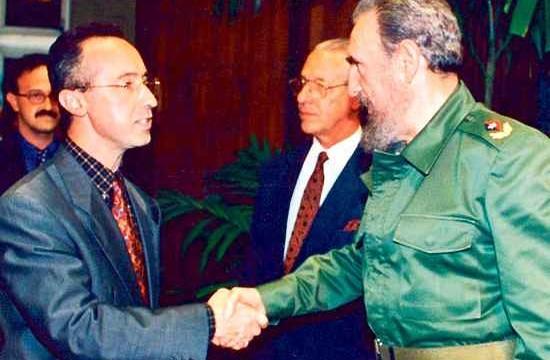 Habla Fidel Castro