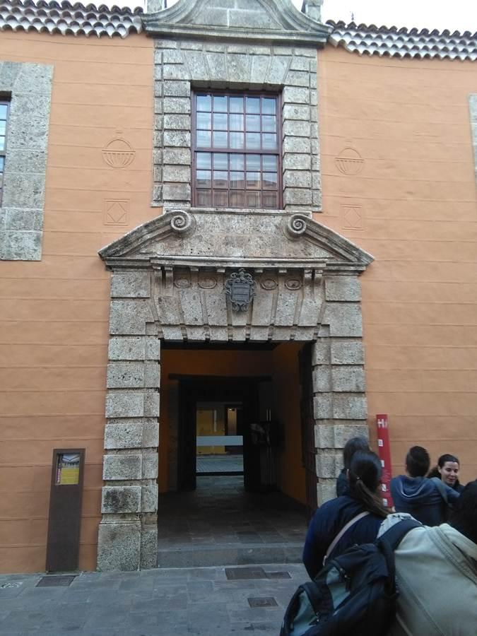 Casa de Lercaro (La Laguna). J. G. G.