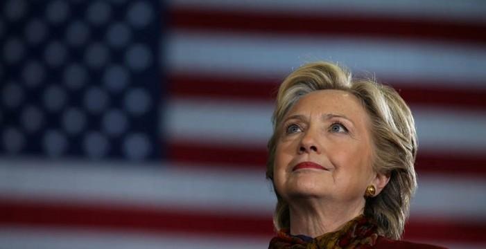 Clinton se suma a la petición de recuento electoral en el estado de Wisconsin