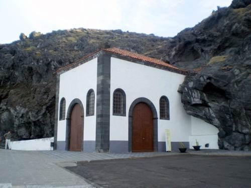 Cueva de Achbinico y ermita de San Blas (Candelaria). DA
