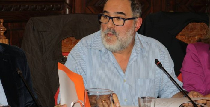 IUC  en La Palma le reclama el acta de concejal a Antonio Érmetes