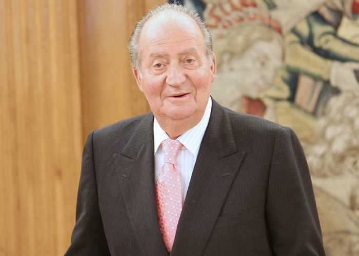 El Rey emérito Juan Carlos I | EUROPA PRESS