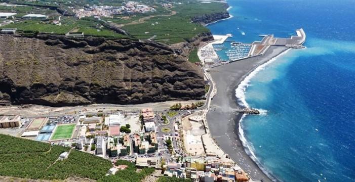 Un paseo unirá la zona de San Borondón con el Puerto bagañete