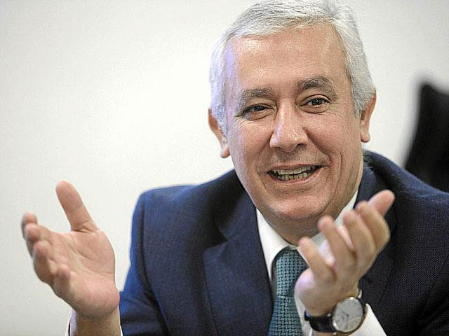 Javier arenas,  vicesecretario del PP para Asuntos Territoriales. | DA