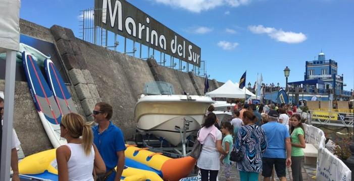 Marina del Sur invita a maridar gastronomía, náutica y turismo con 'Vino a babor'