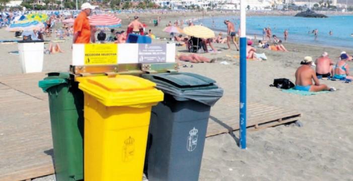 El Cabildo de Tenerife fomenta actividades vinculadas a la correcta gestión de los residuos sólidos