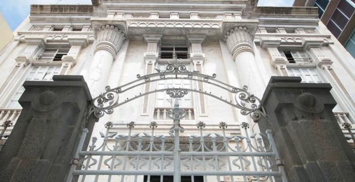 Suspendidas las visitas al Templo Masónico por el mal estado de la estructura
