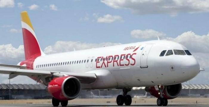 Iberia Express aumentará plazas en sus rutas Canarias, con refuerzos en Navidad