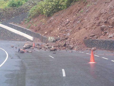 Obras Públicas ejecutará un plan de seguridad en la carretera del Norte