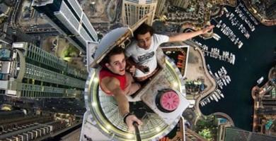 Selfie extremo / Europa Press