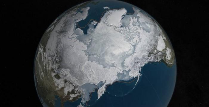 El Ártico se recalienta este otoño más que ninguna otra región