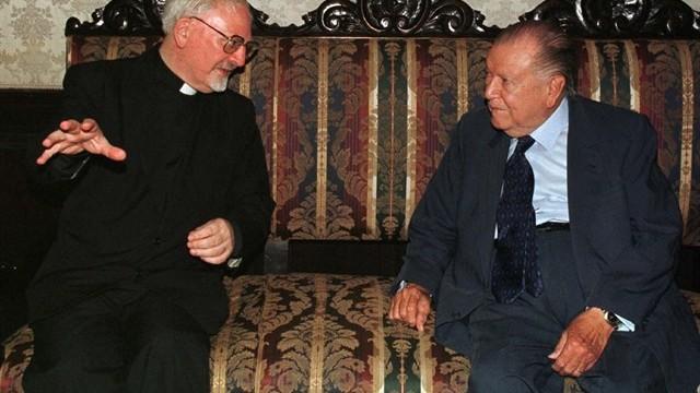 Fallece Peter-Hans Kolvenbach, que fue Padre General de los Jesuitas durante 24 años