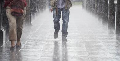 Declarada la alerta por lluvias y vientos en las islas occidentales