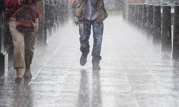 Las lluvias afectarán hoy jueves a Canarias