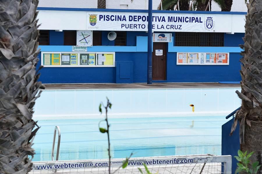 La redacci n del proyecto del centro de nataci n cuesta for Piscina municipal puerto de la cruz