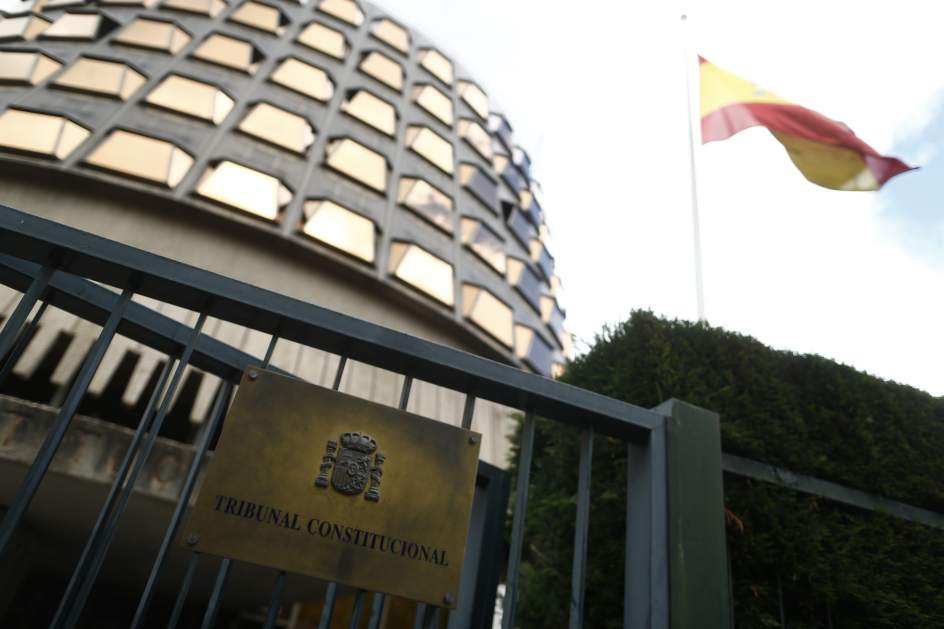Tribunal Constitucional | EUROPA PRESS