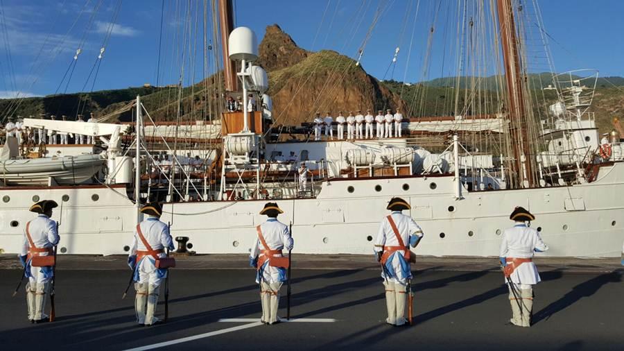 Elcano en La Palma 2