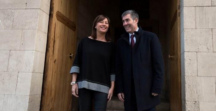 Baleares exige al Gobierno los mismos descuentos de transportes que Canarias