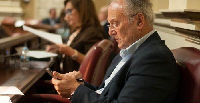 El PNC, a disgusto con un PP de aliado, urge a CC a hacer las paces con el PSOE