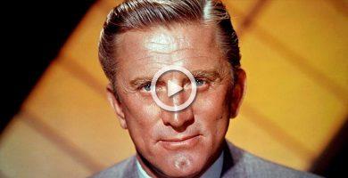 Kirk Douglas cumple 100 años