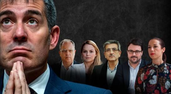 PSOE y PP ya negocian en Madrid un nuevo Gobierno de cambio en Canarias