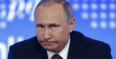 "Putin ordenó una campaña para ""ayudar"" a Trump"