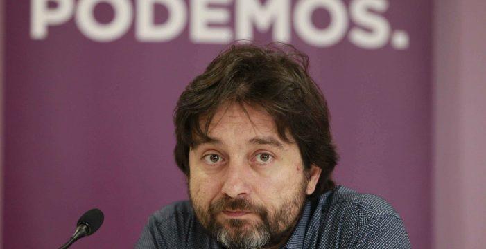 """Mayoral (Podemos) afirma que Iglesias y Montero """"son dos de las mentes más brillantes"""" de España"""