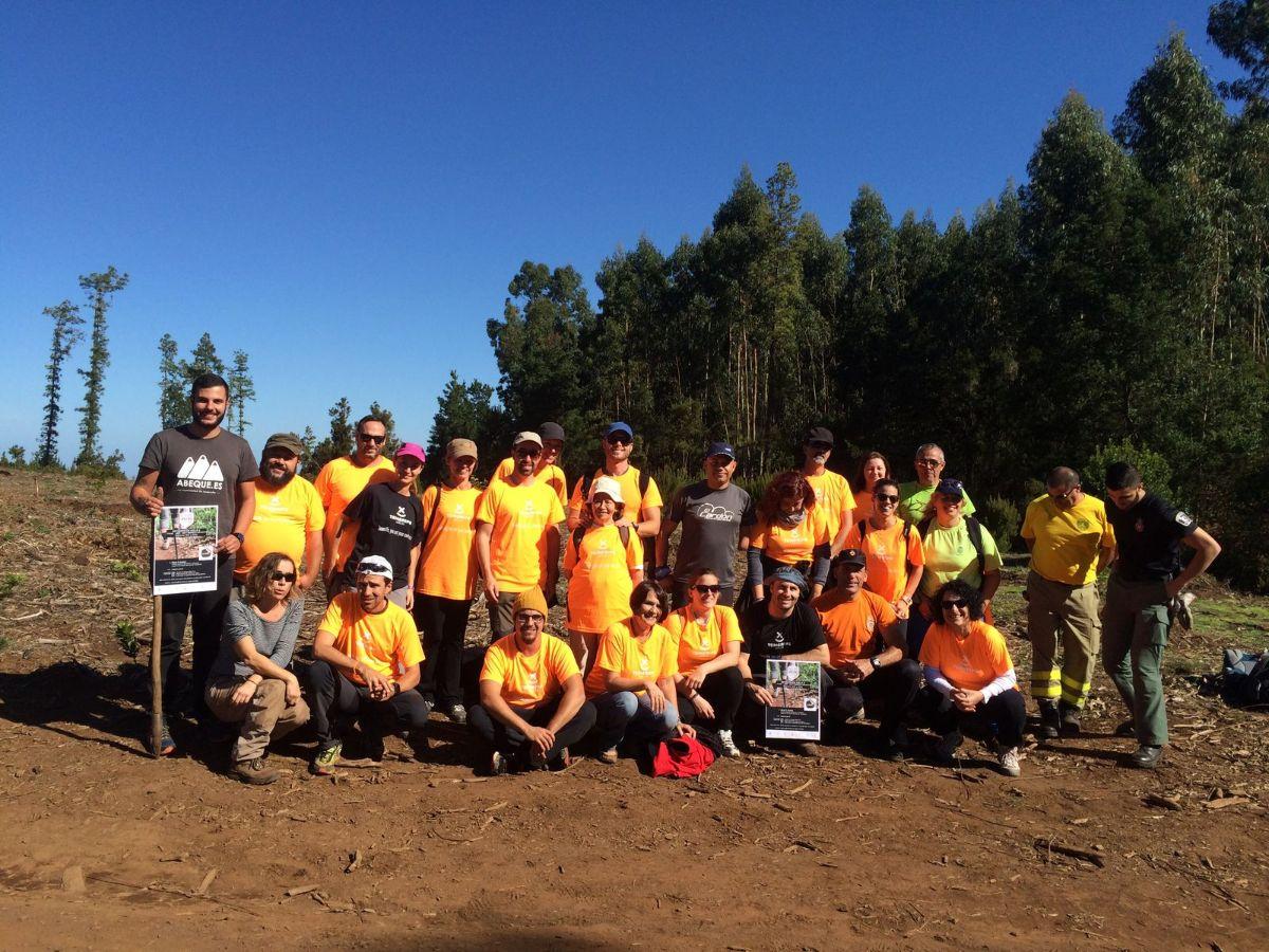 "Tenerife Walking Festival cumple su compromiso ""huella cero"""
