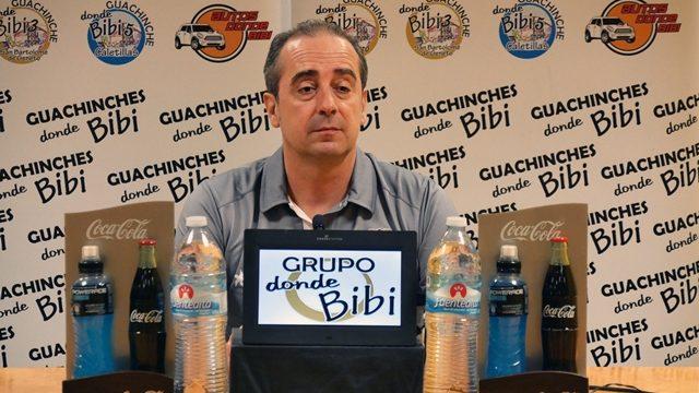 Vidorreta confirma que el Canarias, de momento, no fichará